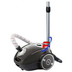 جارو برقی بوش مدل BGL35MOV24  - Vacuum Cleaner Bosch BGL35MOV24