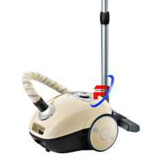 جارو برقی بوش مدل BGL35MOV26   - Vacuum Cleaner Bosch BGL35MOV26
